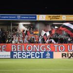 26-10-2017: Voetbal: Almere City FC v AZ: Almere Supporters KNVB Beker 2e ronde 2017 / 2018