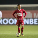 26-10-2017: Voetbal: Almere City FC v AZ: Almere Gaston Salasiwa (Almere City FC) KNVB Beker 2e ronde 2017 / 2018