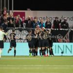 20171026-215157-2x103638a26-10-2017: Voetbal: Almere City FC v AZ: Almere AZ Celebrating 0-2 KNVB Beker 2e ronde 2017 / 2018