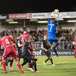 26-10-2017: Voetbal: Almere City FC v AZ: Almere Marco Bizot (AZ) KNVB Beker 2e ronde 2017 / 2018
