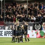 26-10-2017: Voetbal: Almere City FC v AZ: Almere AZ Celebrating 0-3 KNVB Beker 2e ronde 2017 / 2018