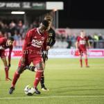 26-10-2017: Voetbal: Almere City FC v AZ: Almere Leeroy Owusu (Almere City FC) KNVB Beker 2e ronde 2017 / 2018
