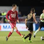 26-10-2017: Voetbal: Almere City FC v AZ: Almere Dennis van der Heijden (Almere City FC) KNVB Beker 2e ronde 2017 / 2018