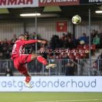 26-10-2017: Voetbal: Almere City FC v AZ: Almere Arsenio Valpoort (Almere City FC) KNVB Beker 2e ronde 2017 / 2018