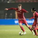 03-11-2017: Voetbal: Almere City FC v Jong AZ: Almere Javier Vet (Almere City FC) Jupiler League 2017 / 2018