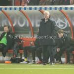 03-11-2017: Voetbal: Almere City FC v Jong AZ: Almere Martin Haar - Trainer (Jong AZ) Jupiler League 2017 / 2018