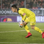 03-11-2017: Voetbal: Almere City FC v Jong AZ: Almere Nick Olij (Jong AZ) Jupiler League 2017 / 2018