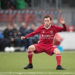 18-11-2017: Voetbal: Jong Almere City v VVOG: Almere James Efmorfidis (Jong Almere City FC) 3de divisie zaterdag 2017 / 2018