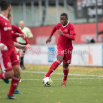 03-11-2017: Voetbal: Almere City FC v Jong AZ: Almere Kenneth Aninkora (Jong Almere City FC) Jupiler League 2017 / 2018