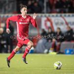 18-11-2017: Voetbal: Jong Almere City v VVOG: Almere Khalid Tadmine (Jong Almere City FC)3de divisie zaterdag 2017 / 2018