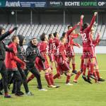 18-11-2017: Voetbal: Jong Almere City v VVOG: Almere Jong Almere City FC Periode kampioen 3de divisie zaterdag 2017 / 2018