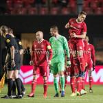 27-11-2017: Voetbal: Almere City FC v RKC Waalwijk: Almere Jupiler League 2017 / 2018