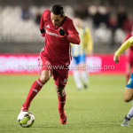27-11-2017: Voetbal: Almere City FC v RKC Waalwijk: Almere Ezra Walian (Almere City FC) Jupiler League 2017 / 2018