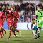 27-11-2017: Voetbal: Almere City FC v RKC Waalwijk: Almere Arsenio Valpoort (Almere City FC) Jupiler League 2017 / 2018