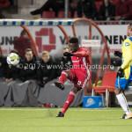 27-11-2017: Voetbal: Almere City FC v RKC Waalwijk: Almere Leeroy Owusu (Almere City FC) Jupiler League 2017 / 2018