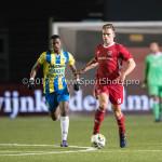 27-11-2017: Voetbal: Almere City FC v RKC Waalwijk: Almere Damon Mirani (Almere City FC) Jupiler League 2017 / 2018