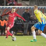 27-11-2017: Voetbal: Almere City FC v RKC Waalwijk: Almere Silvester van de Water (Almere City FC) Jupiler League 2017 / 2018