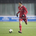 27-11-2017: Voetbal: Almere City FC v RKC Waalwijk: Almere Faris Hammouti (Almere City FC) Jupiler League 2017 / 2018