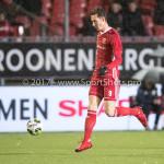 27-11-2017: Voetbal: Almere City FC v RKC Waalwijk: Almere Dennis van der Heijden (Almere City FC) Jupiler League 2017 / 2018