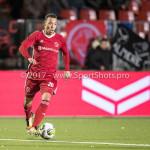 27-11-2017: Voetbal: Almere City FC v RKC Waalwijk: Almere Gaston Salasiwa (Almere City FC) Jupiler League 2017 / 2018