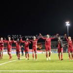 27-11-2017: Voetbal: Almere City FC v RKC Waalwijk: Almere Almere City FC Celebrating victory Jupiler League 2017 / 2018