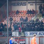 01-12-2017: Voetbal: FC Volendam v Almere City FC: Volendam Jupiler League 2017 / 2018