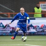 01-12-2017: Voetbal: FC Volendam v Almere City FC: Volendam Kees van Buuren (Almere City FC) Jupiler League 2017 / 2018