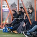 01-12-2017: Voetbal: FC Volendam v Almere City FC: Volendam Misha Salden - Hoofdtrainer (FC Volendam) Jupiler League 2017 / 2018