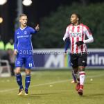 15-12-2017: Voetbal: Jong PSV v Almere City FC: Eindhoven Silvester van de Water (Almere City FC) Jupiler League 2017 / 2018