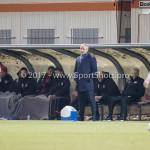 15-12-2017: Voetbal: Jong PSV v Almere City FC: Eindhoven Jack de Gier - Technisch manager/Hoofdtrainer (Almere City FC) Jupiler League 2017 / 2018