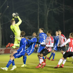 15-12-2017: Voetbal: Jong PSV v Almere City FC: Eindhoven Yanick van Osch (Jong PSV) Jupiler League 2017 / 2018
