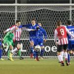 15-12-2017: Voetbal: Jong PSV v Almere City FC: Eindhoven Josef Kvída (Almere City FC) Jupiler League 2017 / 2018