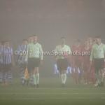 22-12-2017: Voetbal: Almere City FC v FC Eindhoven: Almere Opkomst in de mist Jupiler League 2017 / 2018