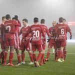 22-12-2017: Voetbal: Almere City FC v FC Eindhoven: Almere Almere City FC celebrating 1-0 Jupiler League 2017 / 2018