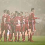 22-12-2017: Voetbal: Almere City FC v FC Eindhoven: Almere Almere City FC Celbrating 2-1 Jupiler League 2017 / 2018