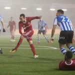 22-12-2017: Voetbal: Almere City FC v FC Eindhoven: Almere Gaston Salasiwa (Almere City FC) 3-1 Jupiler League 2017 / 2018