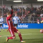 22-12-2017: Voetbal: Almere City FC v FC Eindhoven: Almere Ruud Swinkels (FC Eindhoven) Jupiler League 2017 / 2018