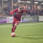 22-12-2017: Voetbal: Almere City FC v FC Eindhoven: Almere Silvester van de Water (Almere City FC) Jupiler League 2017 / 2018