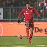 22-12-2017: Voetbal: Almere City FC v FC Eindhoven: Almere Arsenio Valpoort (Almere City FC) Jupiler League 2017 / 2018