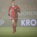 22-12-2017: Voetbal: Almere City FC v FC Eindhoven: Almere Dennis van der Heijden (Almere City FC) Jupiler League 2017 / 2018