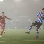 22-12-2017: Voetbal: Almere City FC v FC Eindhoven: Almere Tom Overtoom (Almere City FC) Jupiler League 2017 / 2018