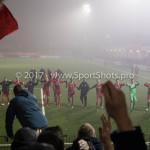 22-12-2017: Voetbal: Almere City FC v FC Eindhoven: Almere Almere CIty FC Celebrating Jupiler League 2017 / 2018