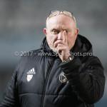 12-01-2018: Voetbal: FC Den Bosch v Almere City FC: Den Bosch Jan Splinter - Keeperstrainer (Almere City FC) Jupiler League 2017 / 2018
