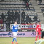 12-01-2018: Voetbal: FC Den Bosch v Almere City FC: Den Bosch Supporters Almere City FC Jupiler League 2017 / 2018