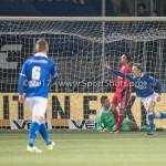 12-01-2018: Voetbal: FC Den Bosch v Almere City FC: Den Bosch Sven Blummel (FC Den Bosch) 1-0 Jupiler League 2017 / 2018