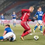 12-01-2018: Voetbal: FC Den Bosch v Almere City FC: Den Bosch (L-R) Jordy van der Winden (FC Den Bosch), Silvester van de Water (Almere City FC) Jupiler League 2017 / 2018
