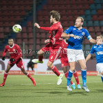 12-01-2018: Voetbal: FC Den Bosch v Almere City FC: Den Bosch Javier Vet (Almere City FC) Jupiler League 2017 / 2018