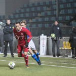 12-01-2018: Voetbal: FC Den Bosch v Almere City FC: Den Bosch Gaston Salasiwa (Almere City FC) Jupiler League 2017 / 2018