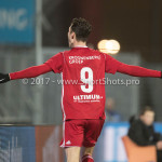 12-01-2018: Voetbal: FC Den Bosch v Almere City FC: Den Bosch Dennis van der Heijden (Almere City FC) 1-2 Jupiler League 2017 / 2018