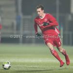 12-01-2018: Voetbal: FC Den Bosch v Almere City FC: Den Bosch Dennis van der Heijden (Almere City FC) Jupiler League 2017 / 2018